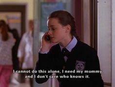 Gilmore Girls will always be the best show ever made. Check out these great quotes that will describe your life. girl quotes 11 Gilmore Girls Quotes That Perfectly Depict Your Life Life Quotes Love, Bff Quotes, Mother Quotes, Film Quotes, Work Quotes, Funny Movie Quotes, Success Quotes, Cinema Quotes, New Girl Quotes