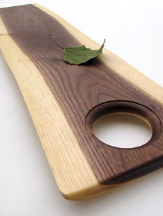 Beautiful wooden cutting board!