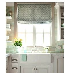 Kitchen Valances for Windows | Bathroom/kitchen window curtains