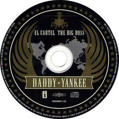 Caratula Cd de Daddy Yankee - El Cartel: The Big Boss