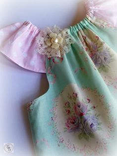Love this fabric- 'Georgie Girl' dress