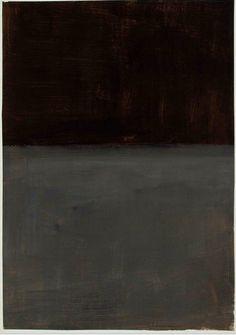 Mark Rothko, The dark paintings of 1969-1970