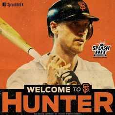 Newest Giant Hunter Pence