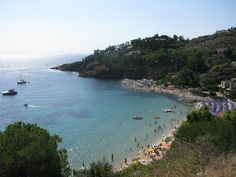 Le Cannelle Beach - Isola Del Giglio (Italy)