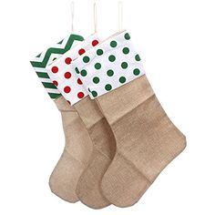 Christmas Stocking Burlap Bag Party Mantel Decorations Ornaments Pack of 3 Stocking B >>> To view further for this item, visit the image link. (This is an affiliate link) Stocking Holders, Christmas Decorations, Holiday Decor, Decor Crafts, Christmas Stockings, Burlap, Image Link, Packing, Ornaments