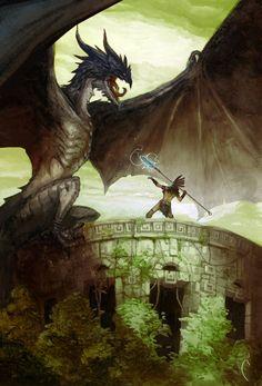 Last Dragon by ~Sidxartxa
