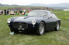 1955 Maserati A6G_54 2000 Zagato Berlinetta