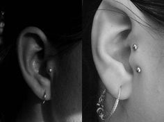 Tragus Piercing , Anti Tragus Piercing - The complete Guide