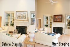 staged vacant home by tiffany sowards cost under $450 for entire home