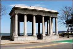 Plymouth Rock Monument | Plymouth Rock Monument, Plymouth, Massachusetts