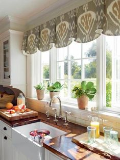 Kitchen Window Ideas (Modern, Large, and Small Kitchen Window Dressing Ideas. Kitchen Window Ideas (Modern, Large, and Small Kitchen Window Dressing Ideas) Kitchen Window Decor, Kitchen Window Curtains, Kitchen Blinds, Kitchen Valances, Kitchen Windows, Room Window, Valences For Kitchen, Farmhouse Curtains, Farmhouse Rugs