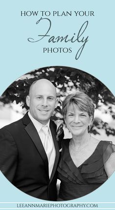 wedding planning  - how to plan family formal photos by Leeann Marie, Wedding Photographers