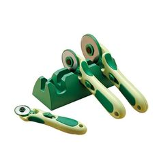 Clover - Rotary Cutter Cradle or Holder - Great for Sewing Room Cutting Table