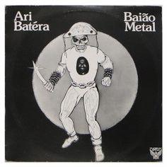 #AriBatéra – #BaiãoMetal - #vinil #vinilrecords #music #rock
