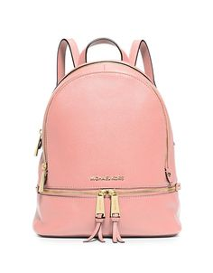 721161befe82 MICHAEL Michael Kors Women s Small Rhea Backpack Sale 50%. Now only  149.95 Michael  Kors