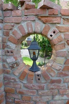 Mediterrane mauer bilder und fotos gartenmauer - Fundament fur gartenmauer ...