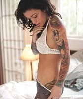 Model: Katherine Hartley. Rate & review tattoo studios and artist around the globe at TattooStage.com #tattoo #tattoos #Ink