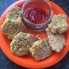 Veggie Nuggets Recipe