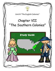 5th grade social studies chapter 6 middle and southern colonies 1) middle colonies had many different religious groups and more than one kind of church 2) england colonies didn't have as many churches or religions 3) in the middle colonies, religion was a major part of the settlers social life.