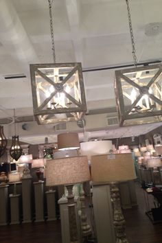 Zeugma Imports kitchen island lanterns