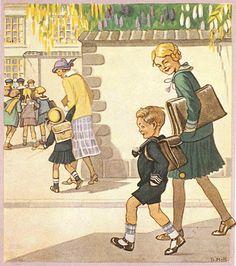B. Middrigh-Bokhorst / Bleyle's Prentenboek