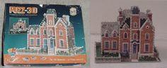 wrebbit 3d puzzle Old Mansion w/ 378 pcs