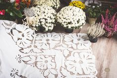 Față de masă mare - In English: Large tablecloth