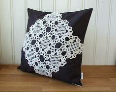 night garden pillow