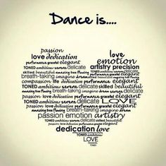 Love It. Dream It. Live It! Check out the different styles of dance offered at…