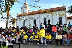 """818 habitantes. O município menos populoso do Brasil é conhecido como """"a princesinha do centro-oeste mineiro"""", com um patrimônio histórico-cultural que atrai turistas de todo o país. (Prefeitura Municipal de Serra da Saudade/Divulgação)"""