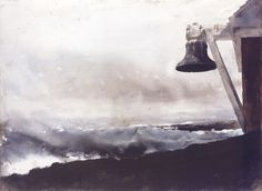 Andrew Wyeth, c. Andrew Wyeth, 22 x 30 inches, watercolor. The freshness of this seascape combined with the static manmade structure pulls me in. Andrew Wyeth Prints, Andrew Wyeth Paintings, Andrew Wyeth Art, Jamie Wyeth, Nc Wyeth, Rockefeller Center, American Artists, Les Oeuvres, Pennsylvania