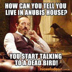 Life in Anubis House,  This is best house of anubis blog ever. It's hilarious