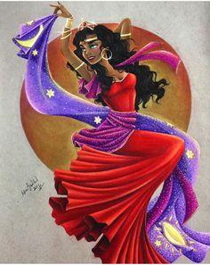 Esmeralda maxx Stephen