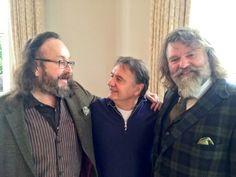 Dave, Raymond & Si