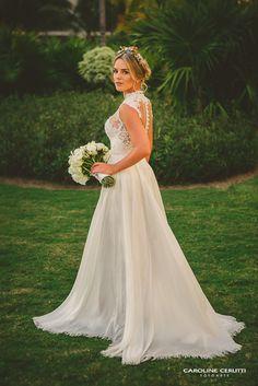 Fotógrafa de Casamento - Caroline Cerutti - Casamento Thaeme e Fábio | Dreams Riviera Maya | Cancún
