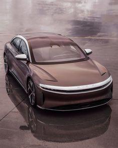 Overheating Earth, meet the 2021 Lucid Air, the newest electric vehicle to join Tesla in the green fleet of luxury sedans. Air One, Tesla S, Bmw 2002, Cool Sports Cars, Cars And Coffee, Automotive News, Electric Cars, Electric Vehicle, Latest Cars