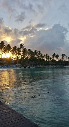 A stunning view of the sunrise over Dreams La Romana Resort & Spa! Thanks to Danny D. for the beautiful shot!