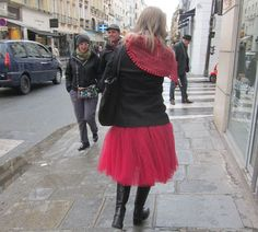seen on rue Saint-Honore