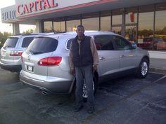 James Rhodes 2012 Buick Enclave