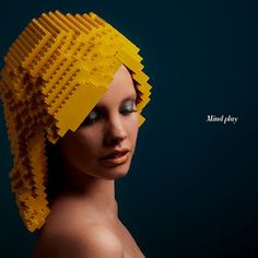 Lego wig! Things you can't even think of