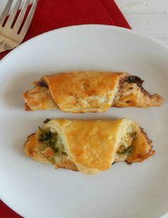 Sweet or savory crescents, a delicious, flaky crescent, the perfect appetizer or dessert /anitalianinmykitchen.com