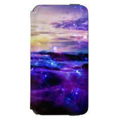 Vanilla Twilight iPhone 6/6s Wallet Case