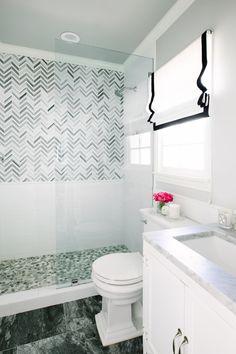 Designer secrets to a beautiful and trendy bathroom: http://www.stylemepretty.com/living/2017/01/11/designer-secrets-to-a-beautifully-styled-bathroom/ Photography: Mary Costa - http://marycostaphotography.com/