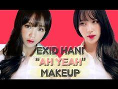 "(ENG) EXID 하니 ""아예"" 뮤비 메이크업 // EXID HANI ""AH YEAH"" MAKEUP TUTORIAL - YouTube"