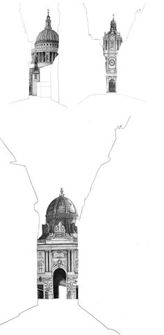 Minty Sainsbury - Architectural Drawings