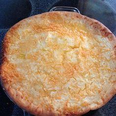 Royal BiBingka @keyingredient #cake #cheese #cheddar