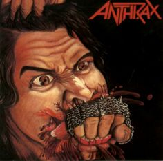 Anthrax - Fist Full Of Metal. pretty standard middle school quality here