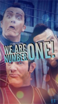 We are number one custom wallpaper