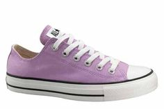 I would be down with all of the boys wearing purple chucks.  Heck, even the ladies! But not you.