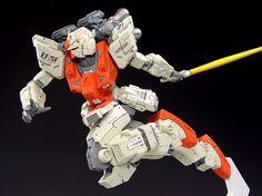 Full Armor Gundam Diatomaceous Version by MCZunoh   Gundam Century